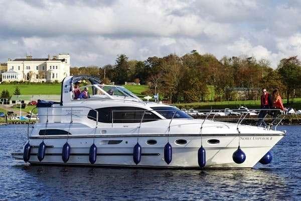 Bootsferien Irland