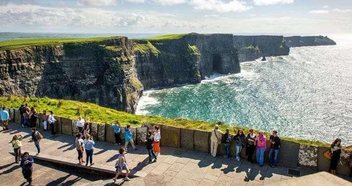 Cliffs of Moher Irland Reisen
