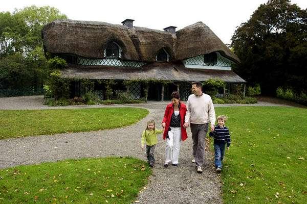 Familienferien Irland