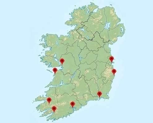 Irland Mietwagen Rundreise