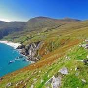 Keem Strand, County Mayo