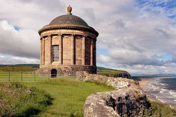 Mussenden Temple, Londonderry
