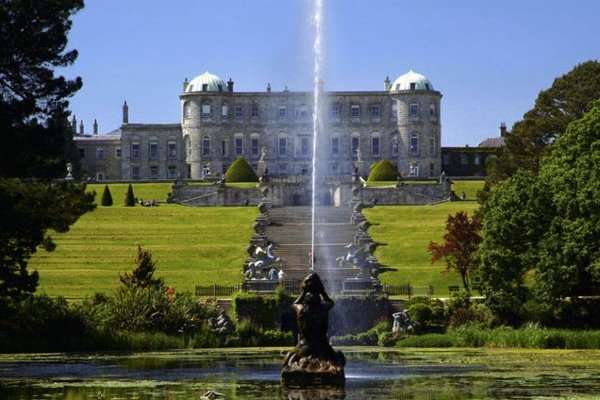 Powerscourt House County Wicklow