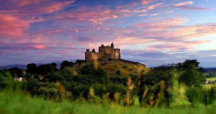 Rock of Cashel Irland Reisen