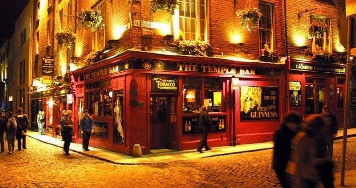 Temple Bar Dublin Irland Reisen